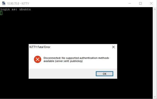 Ubuntu 18.04 LTS szerver alapbeállítás RSA kulcsos hitelesítés beállítása